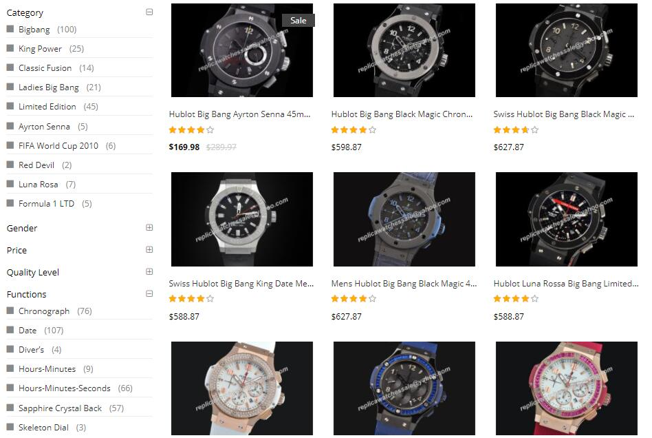 replica Hublot watches sale on rus.tl